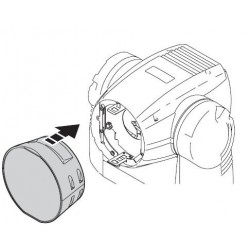 Martin Mac 250 wash Beam Kit